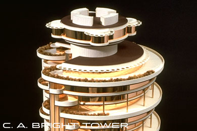 C. A. Bright Tower
